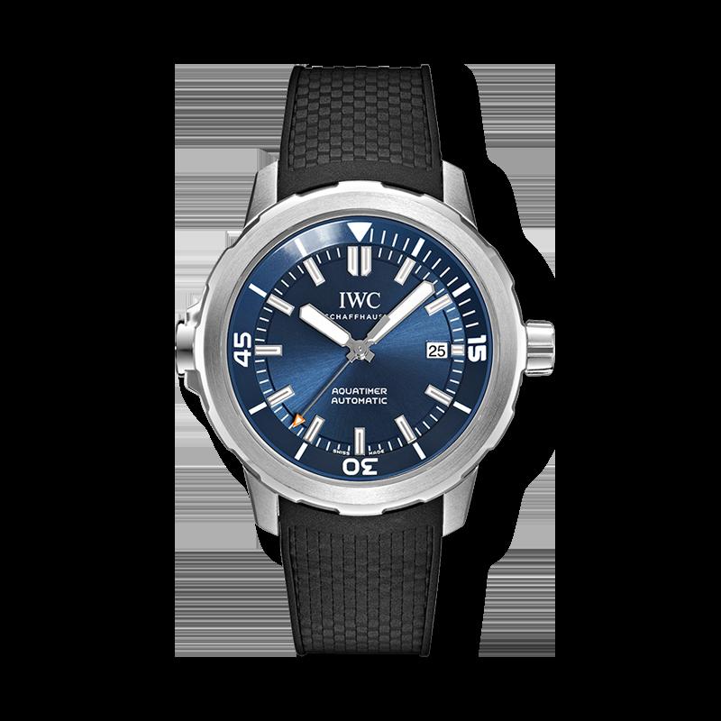 IWC Aquatimer Uhren bei Juwelier Heller in Klagenfurt