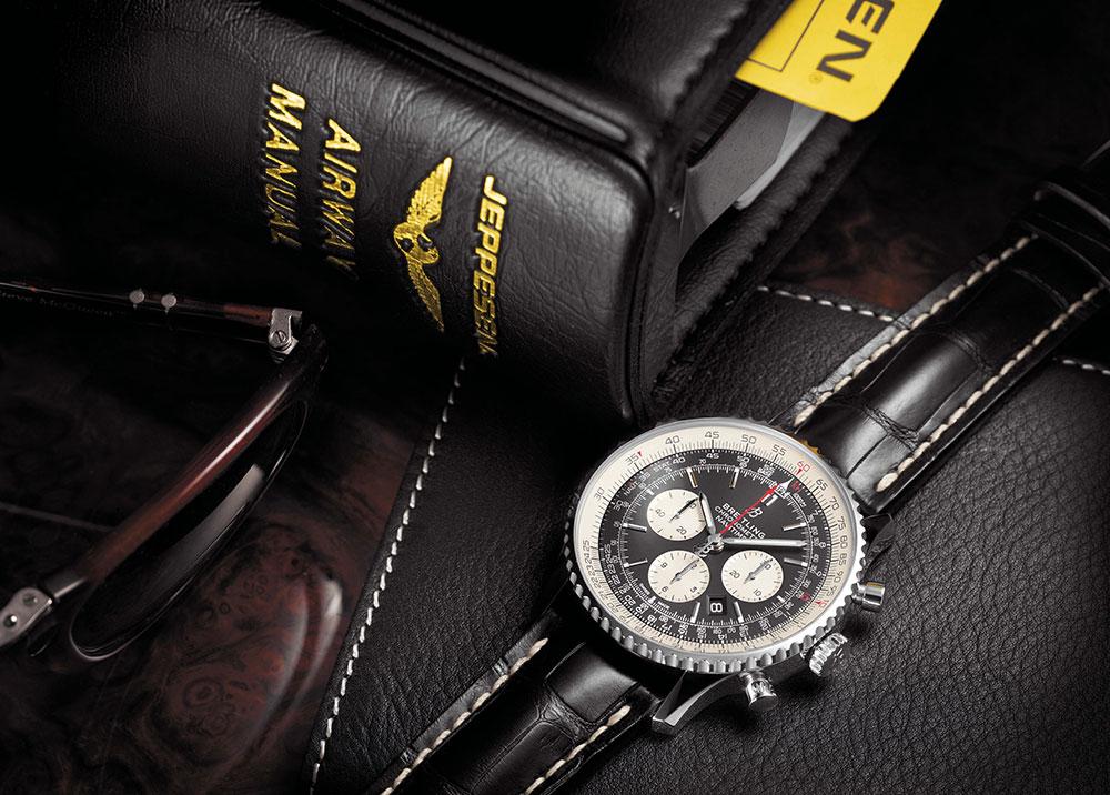Breitling Navitimer Uhren bei Juwelier Heller in Klagenfurt