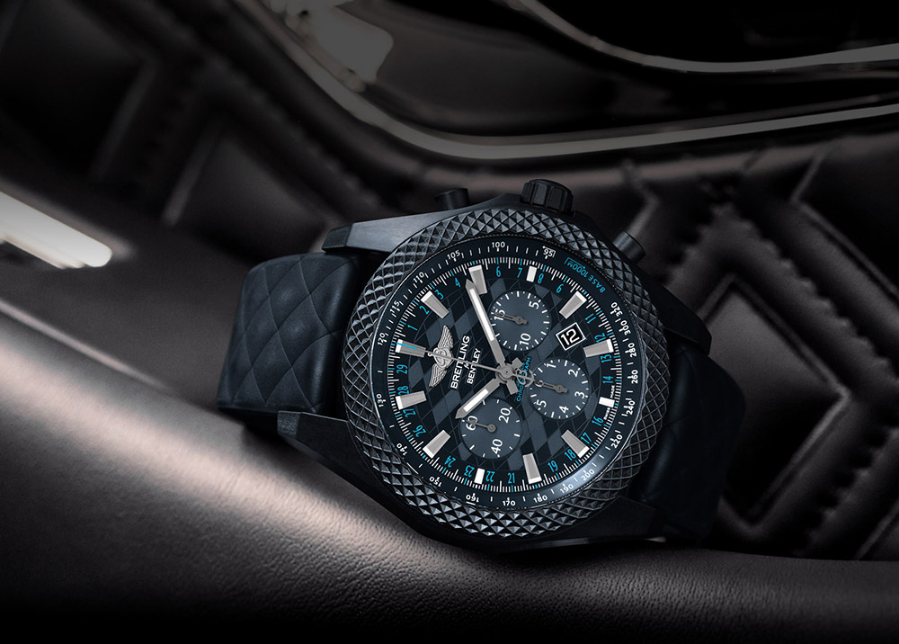 Breitling for Bentley Uhren bei Juwelier Heller in Klagenfurt