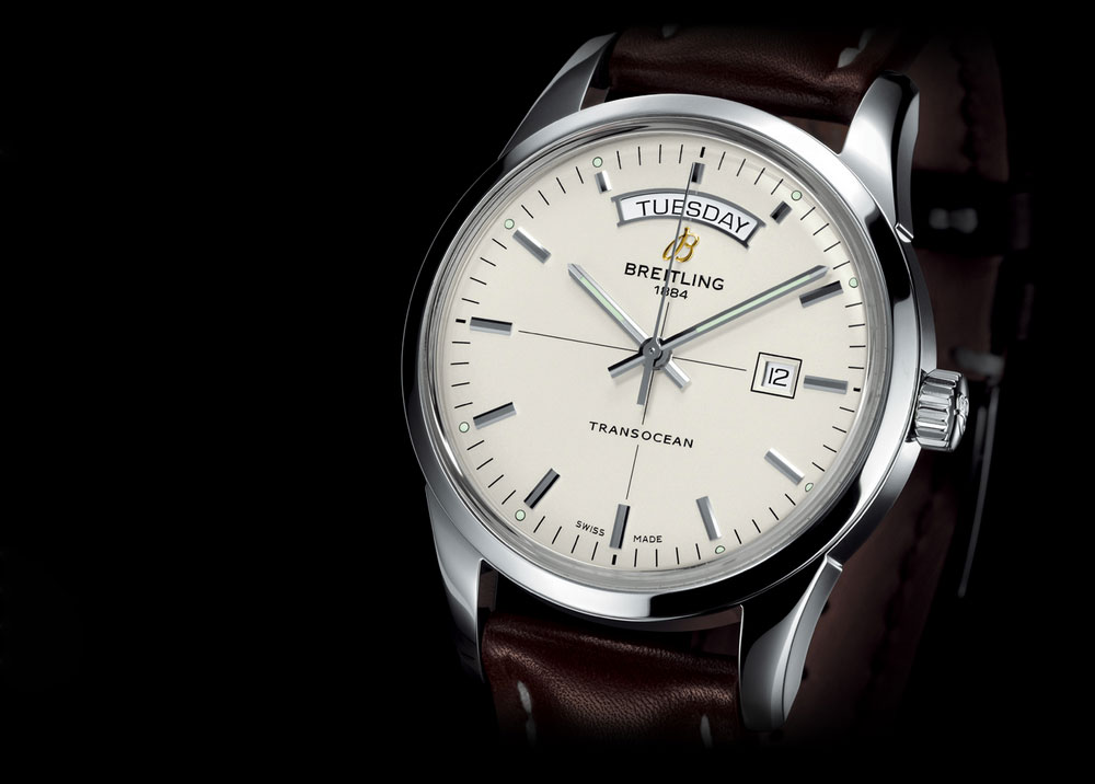 Breitling Transocean Uhren bei Juwelier Heller in Klagenfurt
