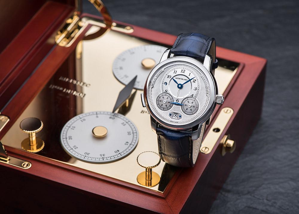 Montblanc Uhren bei Juwelier Heller in Klagenfurt