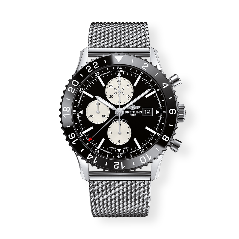 Breitling Chronoliner Uhren bei Juwelier Heller in Klagenfurt am Wörthersee