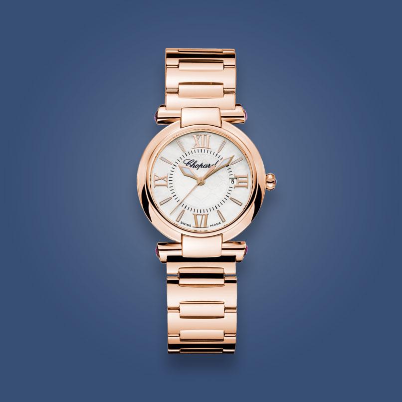 Chopard Imperiale Uhren bei Juwelier Heller in Klagenfurt