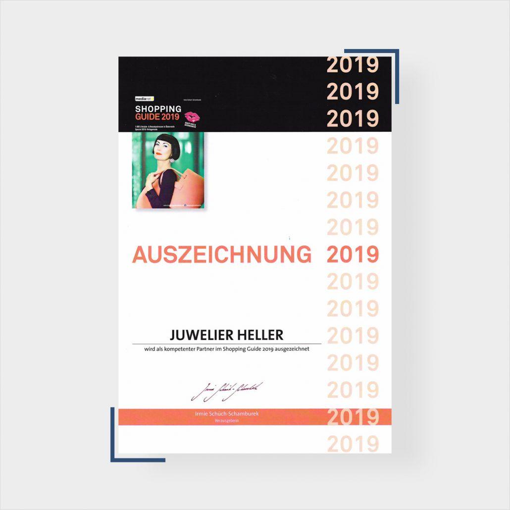 Shopping Guide 2019