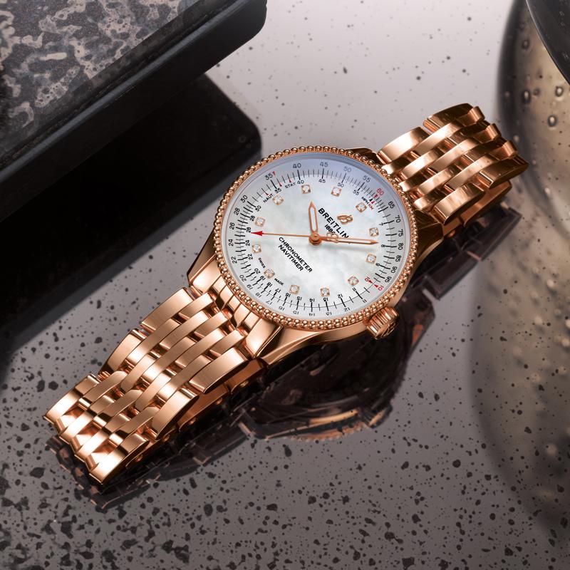 Breitling Uhren bei Juwelier Heller