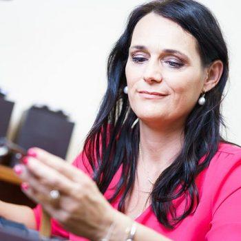 Andrea Pasquali von Juwelier Heller in Klagenfurt