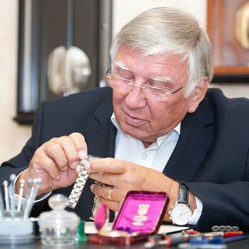 Otto Heller von Juwelier Heller in Klagenfurt